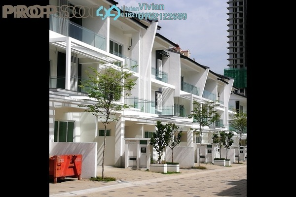 For Sale Superlink at Scenaria, Segambut Freehold Semi Furnished 6R/7B 1.9m