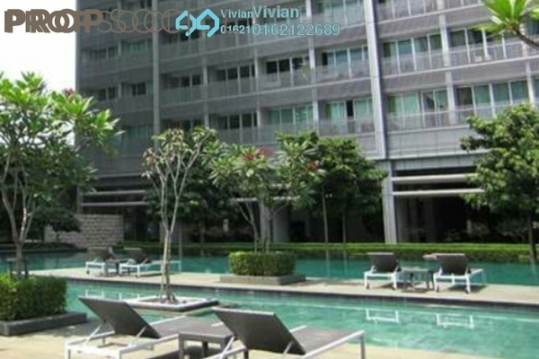 For Rent Condominium at Dua Residency, KLCC Freehold Semi Furnished 6R/6B 12.5k