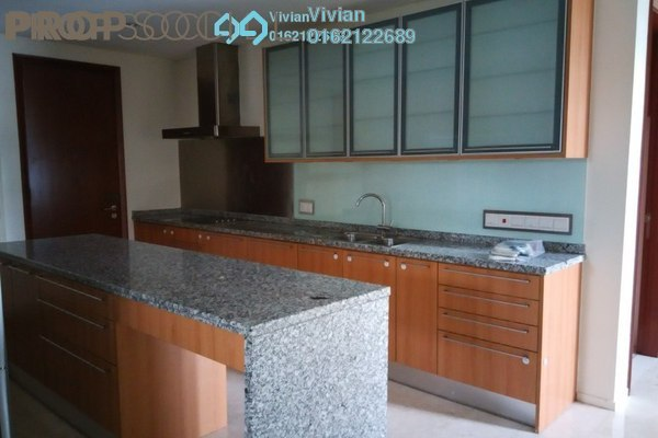 For Rent Condominium at Dua Residency, KLCC Freehold Semi Furnished 5R/5B 12k