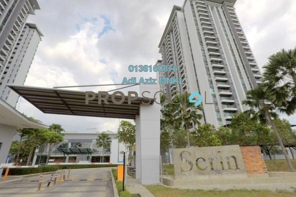 For Sale Condominium at Serin Residency, Cyberjaya Freehold Unfurnished 4R/4B 780k