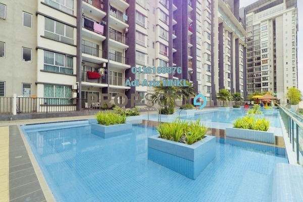 For Sale Serviced Residence at Amara, Batu Caves Freehold Unfurnished 3R/2B 330k