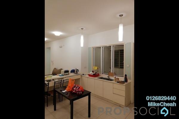 For Rent Condominium at Setapak Green, Setapak Freehold Semi Furnished 3R/3B 1.6k