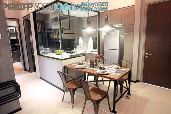 For Sale Condominium at SkySierra, Setiawangsa Freehold Semi Furnished 3R/3B 484k