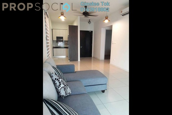 For Rent Condominium at Sunway GEO Residences, Bandar Sunway Freehold Fully Furnished 2R/2B 2.7k