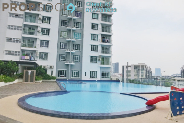 For Rent Condominium at Springville Residence, Equine Park Freehold Fully Furnished 3R/2B 1.5k
