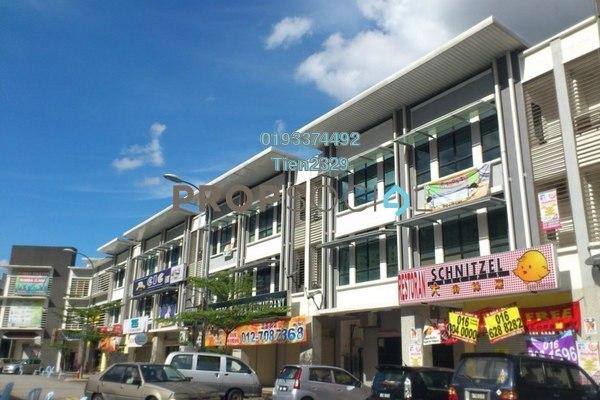 For Rent Shop at Plaza Crystalville, Setapak Freehold Semi Furnished 0R/2B 1.9k