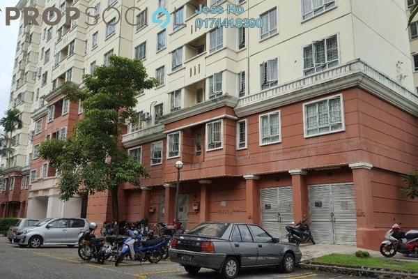 For Sale Apartment at D'Kiara Apartment, Pusat Bandar Puchong Freehold Unfurnished 3R/2B 300k