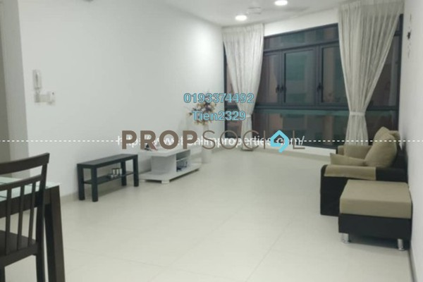 For Sale Condominium at AraGreens Residences, Ara Damansara Freehold Fully Furnished 3R/2B 980k