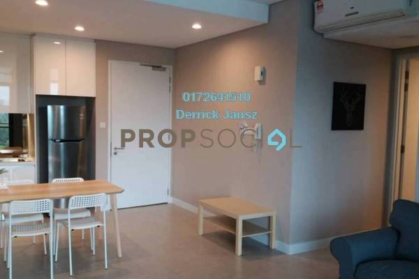 For Rent Condominium at TTDI Ascencia, TTDI Freehold Fully Furnished 1R/2B 3.1k