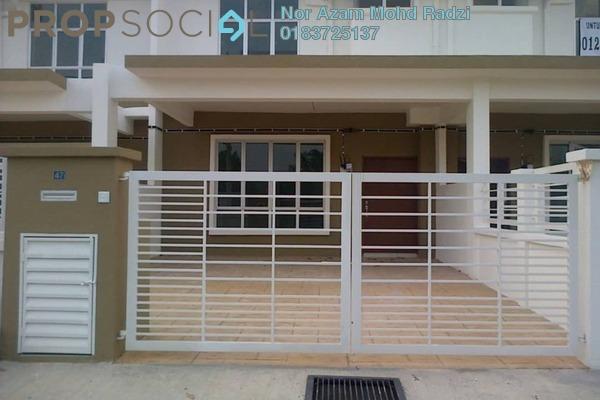 For Sale Terrace at Bandar Puncak Alam, Kuala Selangor Freehold Unfurnished 4R/3B 415k