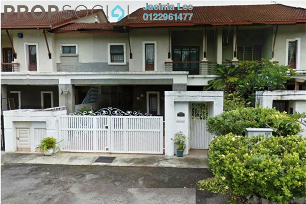 For Sale Terrace at Putra Indah, Putra Heights Freehold Semi Furnished 4R/3B 689k