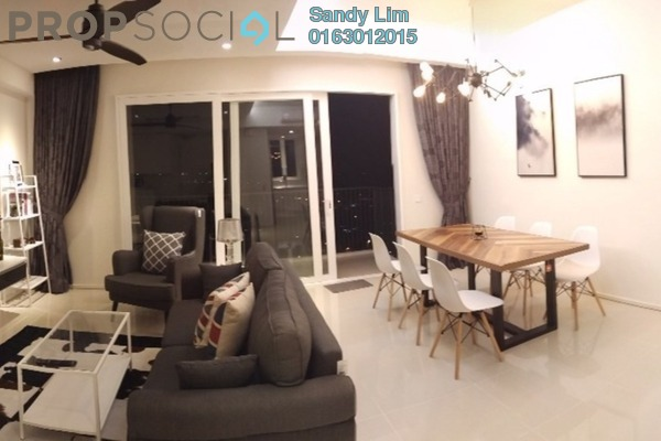 For Rent Condominium at Verdi Eco-dominiums, Cyberjaya Freehold Fully Furnished 2R/2B 3.8k