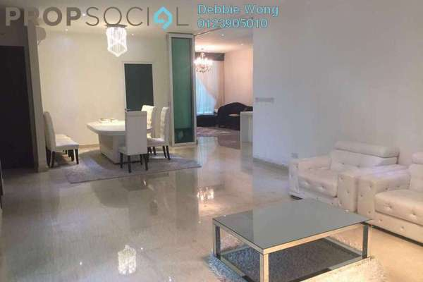 For Rent Condominium at Sunway Vivaldi, Mont Kiara Freehold Fully Furnished 3R/3B 8k
