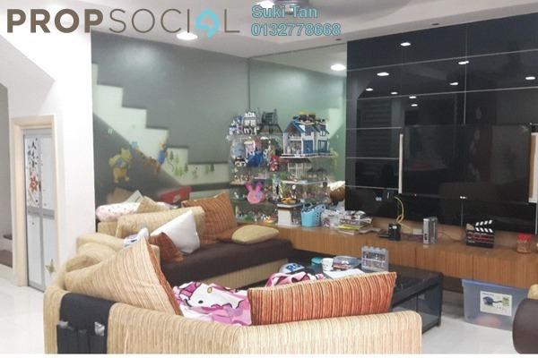 For Sale Terrace at BRP 6, Bukit Rahman Putra Freehold Semi Furnished 4R/3B 699k