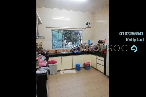 For Sale Terrace at Kepong Baru, Kepong Freehold Semi Furnished 3R/2B 950k