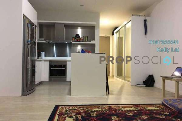 For Sale Condominium at M City, Ampang Hilir Freehold Semi Furnished 0R/1B 588k