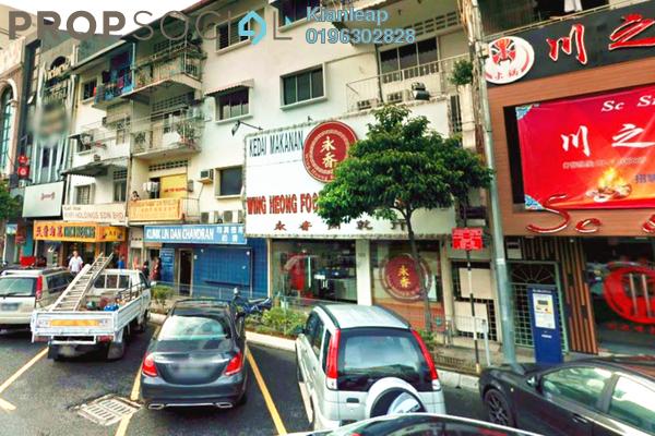For Sale Shop at Jalan Imbi, Bukit Bintang Freehold Unfurnished 0R/0B 4.5m