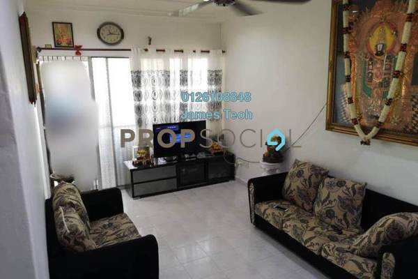 For Sale Terrace at Taman Sentosa, Klang Freehold Semi Furnished 3R/2B 350k