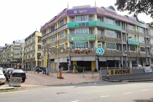 For Rent Shop at 8 Avenue, Petaling Jaya Freehold Unfurnished 0R/2B 4.2k
