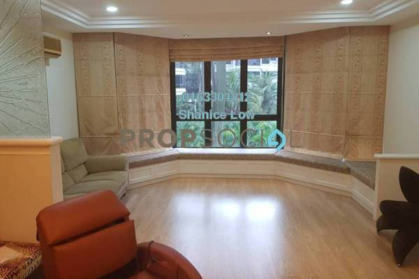 For Rent Condominium at Sri Kenny, Kenny Hills Freehold Fully Furnished 3R/3B 5k