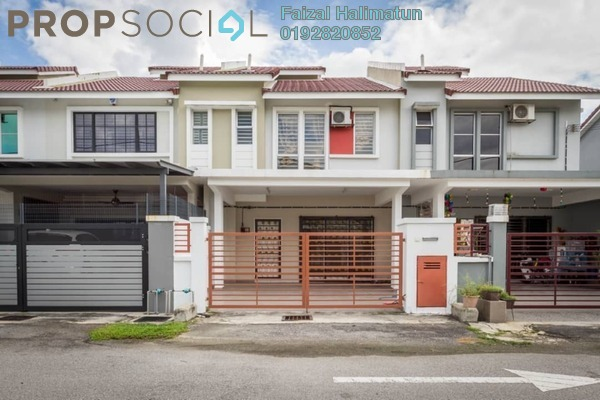 For Sale Terrace at Taman Dato Demang, Bandar Putra Permai Freehold Unfurnished 4R/3B 650k