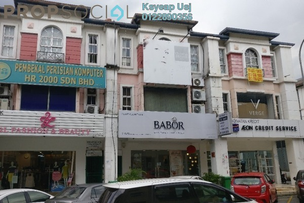 For Sale Shop at USJ 10, UEP Subang Jaya Freehold Unfurnished 0R/0B 3.8m