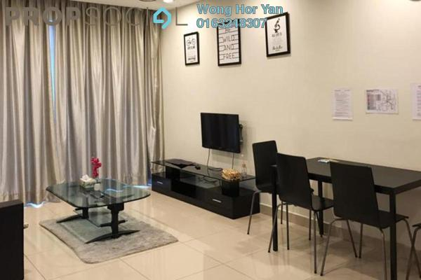 For Sale Serviced Residence at G Residences @ Pacific Place, Ara Damansara Freehold Fully Furnished 3R/2B 870k