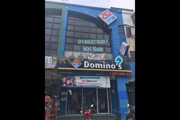 For Sale Shop at Bandar Teknologi Kajang, Semenyih Freehold Semi Furnished 3R/6B 1.33m