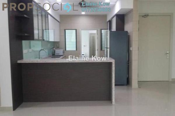 For Rent Condominium at KM1, Bukit Jalil Freehold Semi Furnished 3R/4B 4.8k