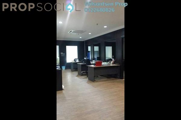 For Sale Office at Metropolitan Square, Damansara Perdana Freehold Semi Furnished 0R/0B 1m