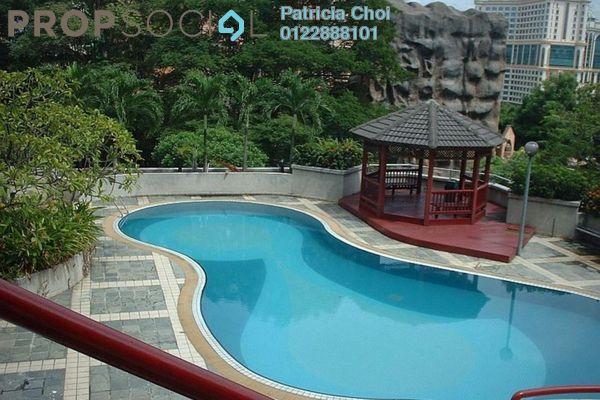For Rent Condominium at Jasmine Towers, Petaling Jaya Freehold Semi Furnished 4R/3B 3.5k