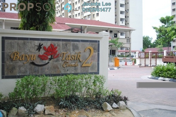 For Sale Condominium at Bayu Tasik 2, Bandar Sri Permaisuri Freehold Semi Furnished 3R/2B 384k