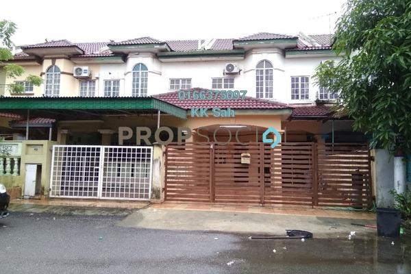 For Rent Link at Bandar Putera Klang, Klang Freehold Semi Furnished 4R/3B 1k