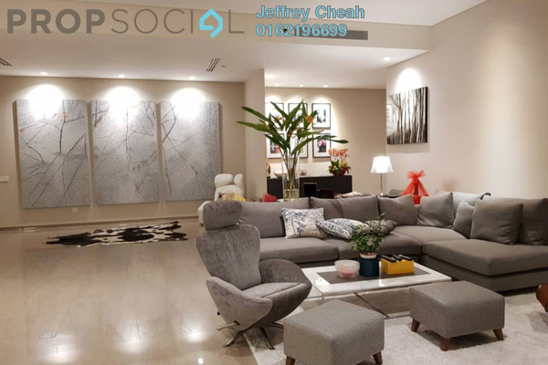 For Sale Condominium at Serai, Bangsar Freehold Fully Furnished 4R/5B 7.8m