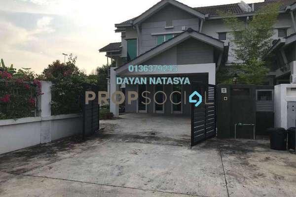 For Sale Superlink at TTDI Grove, Kajang Freehold Semi Furnished 5R/5B 995k