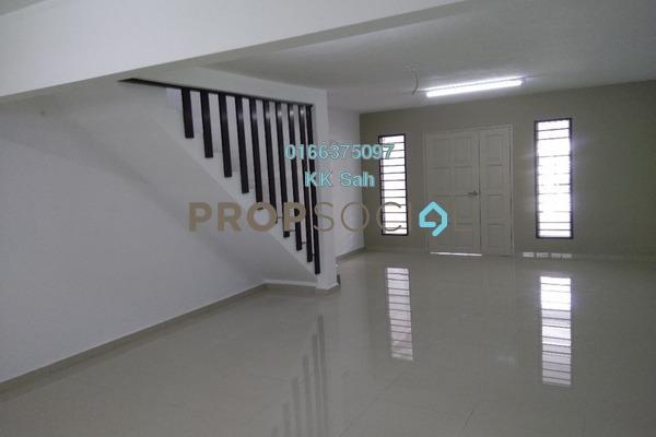 For Sale Link at Taman Kajang Baru, Kajang Freehold Unfurnished 3R/2B 375k