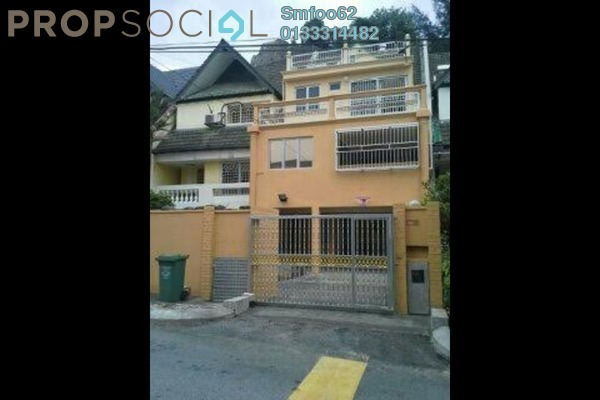 For Rent Terrace at Puncak Setiawangsa, Wangsa Maju Freehold Semi Furnished 5R/5B 2.8k
