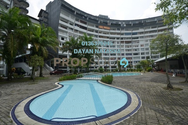 For Sale Condominium at Sinaran Ukay, Bukit Antarabangsa Freehold Semi Furnished 3R/2B 280k