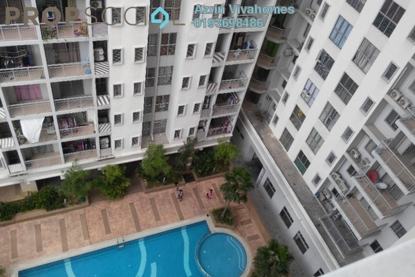 For Sale Serviced Residence at Residensi Laguna, Bandar Sunway Freehold Unfurnished 3R/2B 435k