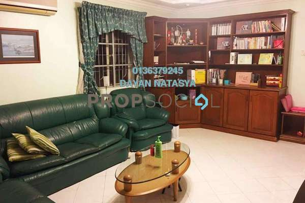 For Sale Condominium at Puncak Athenaeum, Bukit Antarabangsa Freehold Semi Furnished 3R/2B 360k