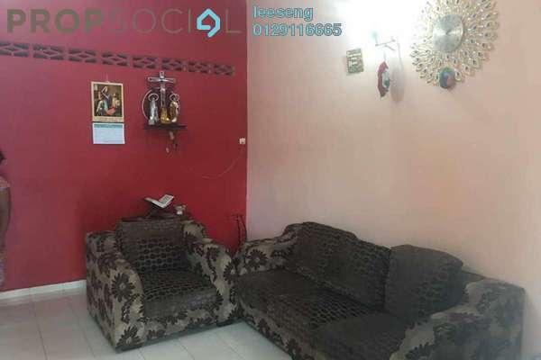 For Sale Terrace at Taman Teluk Pulai, Klang Freehold Semi Furnished 4R/2B 390k