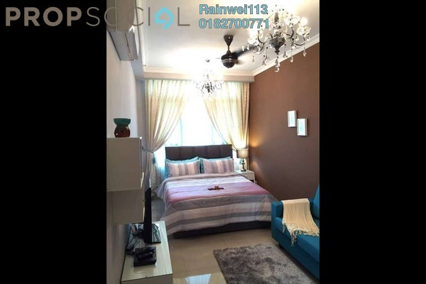 For Sale Condominium at Centrestage, Petaling Jaya Freehold Fully Furnished 0R/1B 330k
