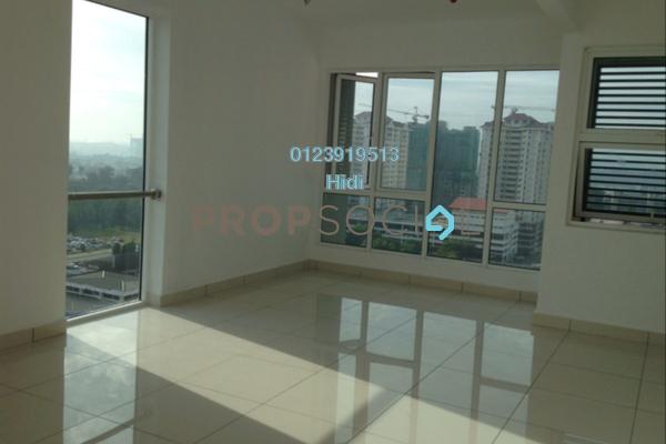 For Rent SoHo/Studio at De Centrum Residences, Kajang Freehold Unfurnished 0R/1B 1.1k