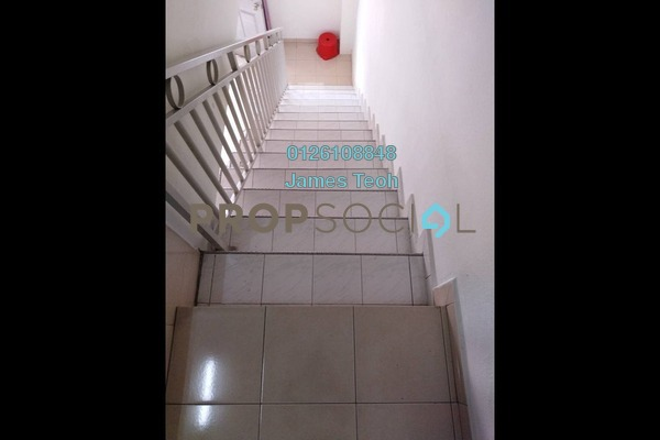 For Sale Terrace at Taman Sentosa, Klang Freehold Semi Furnished 4R/3B 409k