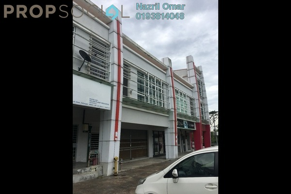 For Rent Shop at Cahaya Alam, Shah Alam Freehold Unfurnished 0R/0B 3.9k