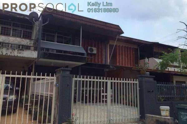For Sale Terrace at Taman Connaught, Cheras Freehold Unfurnished 5R/3B 670k
