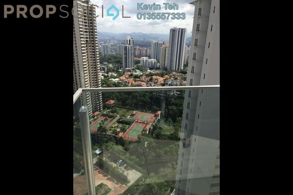 For Sale Condominium at Pavilion Hilltop, Mont Kiara Freehold Semi Furnished 5R/4B 2.2m