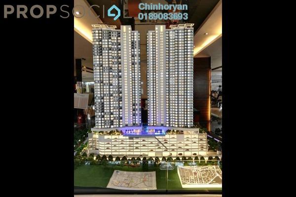 For Sale Condominium at Inspirasi Mont'Kiara, Mont Kiara Leasehold Semi Furnished 3R/2B 630k