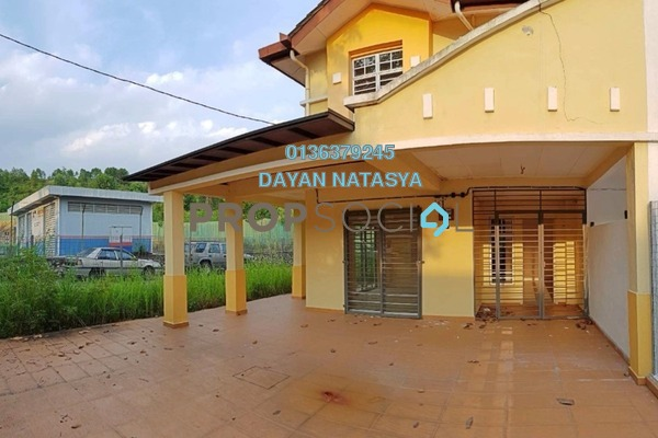 For Sale Terrace at Taman Ukay Bistari, Ukay Freehold Unfurnished 4R/3B 850k