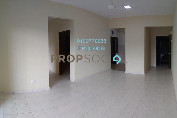 For Rent Apartment at Sri Hijauan, Ukay Freehold Semi Furnished 3R/2B 1.2k